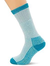 Trespass Caray, Marine, 6/9, Warm Socks for Women, UK Sizes 6-9, Blue