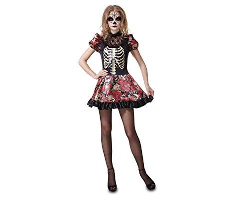 Imagen de my other me  disfraz muñeca día de los muertos para mujer, s viving costumes 202278