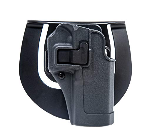 Blackhawk. Kabelbrücke serpa® Sportster, Unisex, Gunmetal Gray
