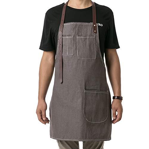 36328940cb0 HANSHI Durable Demin Workman Engineers Carpenter Tool Delantal