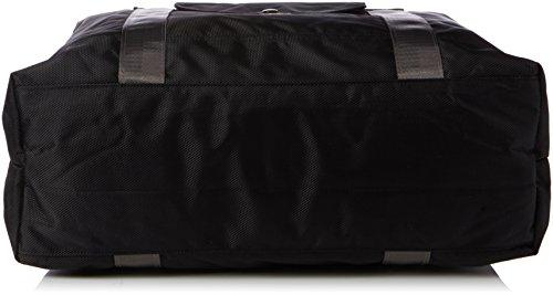 Gola Unisex-Erwachsene Windsor Henkeltaschen, 43x31x14 cm Grau (Dark Grey/Black)