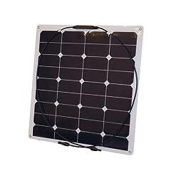 Semi Flessibile Pannello Solare per camper 55W phaesun
