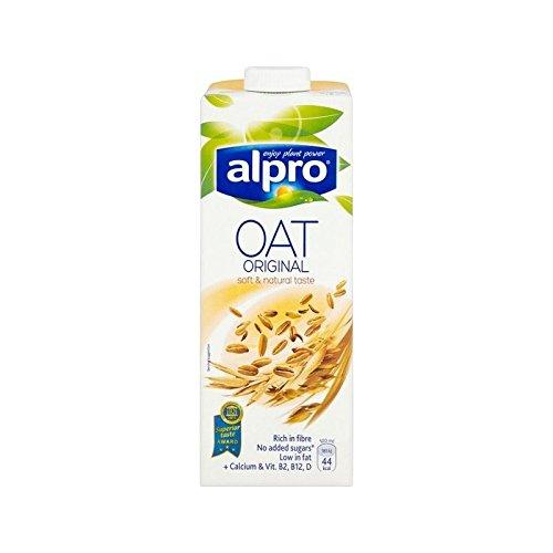 Alpro Longlife Avoine Lait Alternatives 1L - (Paquet de 2)