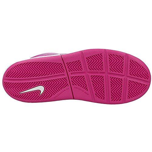 Nike - Nike Pico 4 (PSV) Scarpe Bambina Fuxia Pelle Strappi 454477 Fuxia