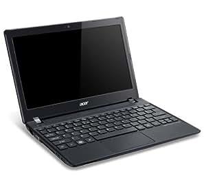 """Acer Aspire One 756-987B4G504ckk Netbook 11,6"""" (29 cm) 500 Go Durée de batterie: 4h Noir"""