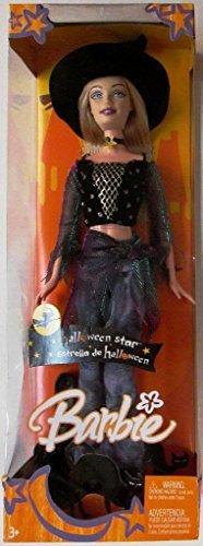 Barbie Hexe Kostüm - Barbie Halloween Star