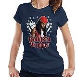 Photo de Coto7 Gangsta Wrapper Lil Wayne Christmas Women's T-Shirt par Coto7