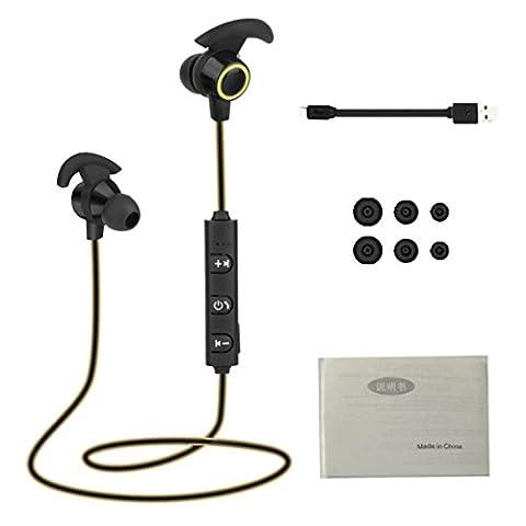 Malloom® Wireless Bluetooth Headset SPORT Stereo Kopfhörer Kopfhörer für iPhone Für Samsung Für LG
