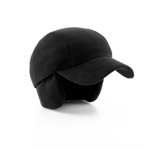 Tucuman Aventura - Gorra Polar para el Frío (negro)