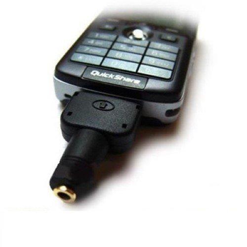 Audio-Adapter 3,5mm Klinke für Samsung SGH-L760, D880, U900, F480, F700 - ohne Kabel