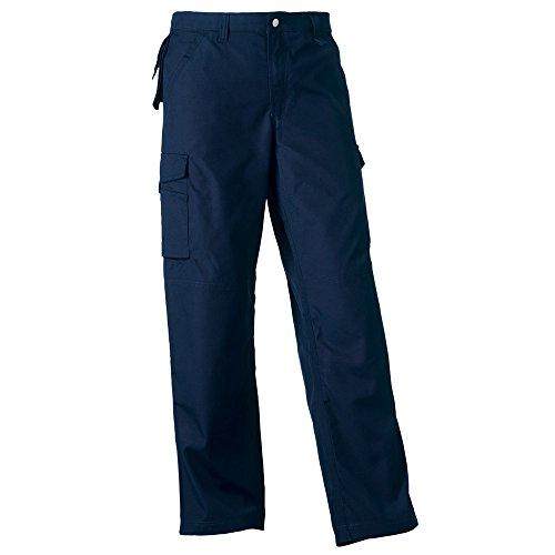 Russell Collection - Pantalon -  Homme French Navy