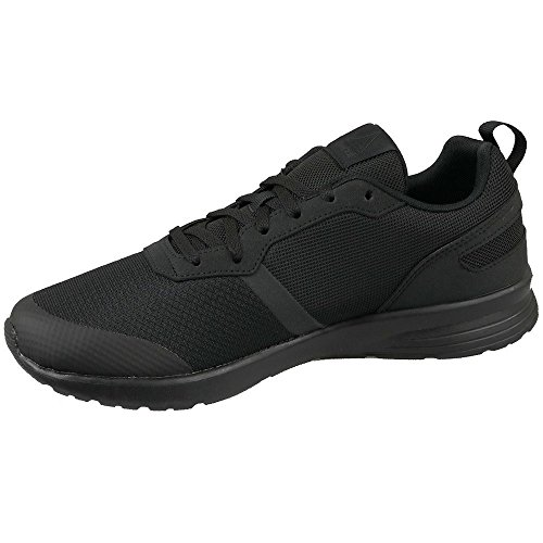 Reebok Foster Flyer, Scarpe Running Uomo Nero (Black/coal)