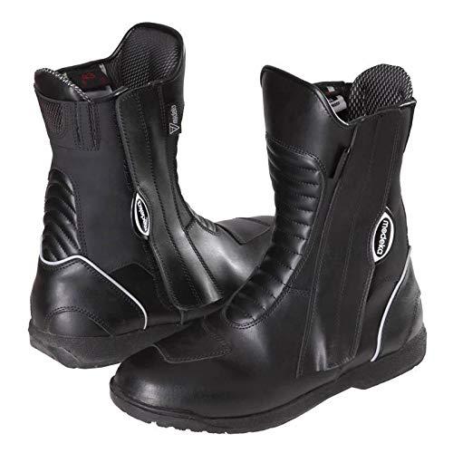 Modeka Spa Evo-Stivali da moto in pelle-Nero