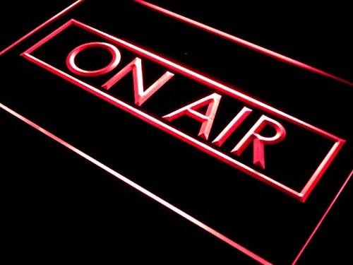 ADV PRO i480-r On Air Recording Studio NEW NR Neon Light Sign Barlicht Neonlicht Lichtwerbung -