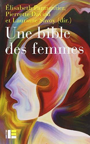La Bible des femmes par Elisabeth Parmentier
