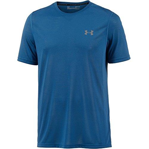 Under Armour Herren Threadborne Fitted Shortsleeve Shirt (Shirt Short Fitted Sleeve)