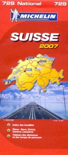 Suisse : 1/400 000