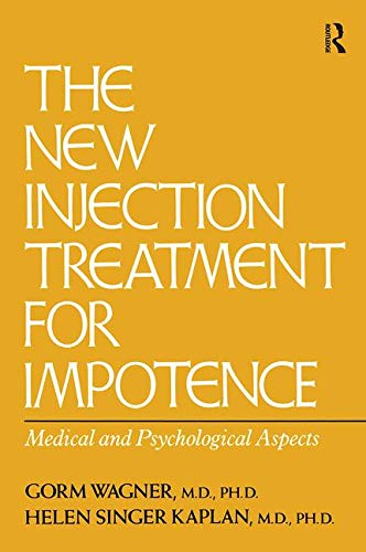 The New Injection Treatment For Impotence: Medical And Psychological Aspects