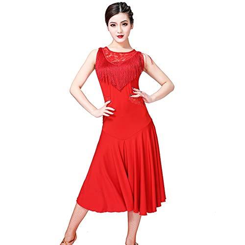 WEISY Frauen-Ballett-Tanz-Kostüm-Trikotanzug, - Salsa Kostüm Für Den Wettbewerb