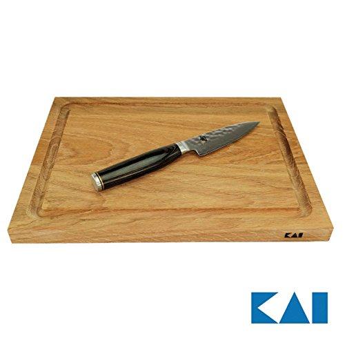 Kai Shun Premier Tim Mälzer TDM-1700 Officemesser, ultrascharfe japanische Messer aus Damaststahl...