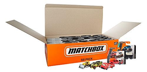 matchbox-diecast-50-car-pack-164-scale-by-mattel-import-wire-transfer