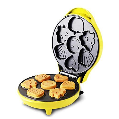 Mini torta maker ciambella cialde maker colazione fornello spuntino cottura per bambini cucina regalo