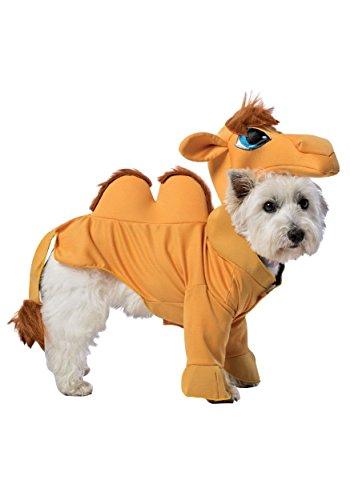 Camel Dog Costume Kamel Hunde Fasching Halloween Karneval Kostüm Small (Camel Kostüme)