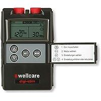 Sanowell Wellcare DigiStim TENS- & EMS-Kombi-Gerät mit selbstklebenden Elektroden 89220 preisvergleich bei billige-tabletten.eu