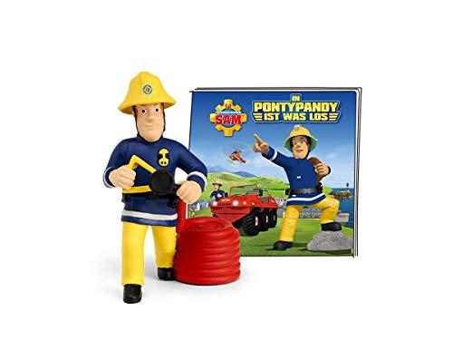 tonies 01-0200 Feuerwehrmann Sam - In Pontypandy ist was los Hörfigur, Bunt