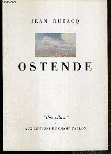 Ostende par Jean Dubacq