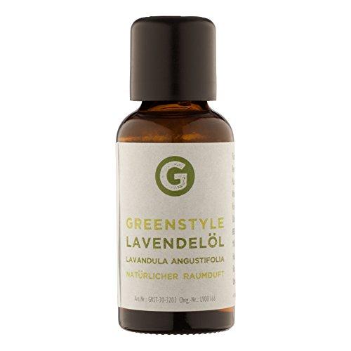 Lavendelöl (50ml) naturrein - ätherisches Öl von greenstyle