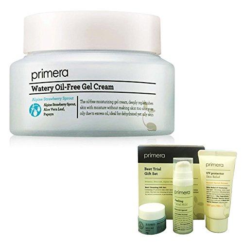 Primera Technology Gel sans huile Crème 50 ml/1,69 oz cadeau limitée