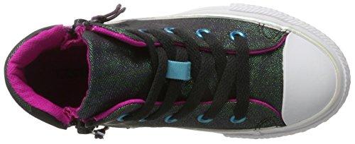 Converse - All Star Sport Zip, Pantofole a Stivaletto Unisex – Bambini metallo