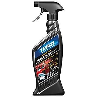 Tenzi Detailer Quartz Spray 600 ml PKW LKW Lack Hydrophob Nano Technologie Beschichtung NANOCERAMIC Quartz Formula Sprüher Sprühen Sprühflasche 1 Stück