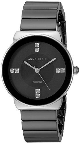 anne-klein-reloj-de-vestido-de-las-mujeres-de-cuarzo-metal-y-ceramica-color-negro-modelo-ak-2715bksv