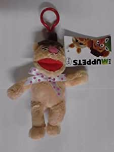 The Muppets Plush Bag Clips - Fozzy Bear
