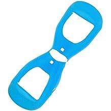 Funda Cubierta Protector de Silicona Impermeable para 6.5 Inch Hoverboard Smart Balance Wheel Patinete Electrico Dos Ruedas Evitar Golpes y Arañazos, Azul Claro