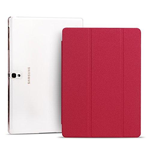 Samsung Galaxy Tab S 10.5 (T800) Hülle - Zovonic - UltraSlim Smart Cover PU-Leder Tablet-Tasche Schutzhülle Extra Dünn DisplaySchutzhülle
