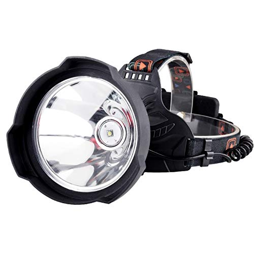 LED kopflampe Led Scheinwerfer 35000 Lumen Scheinwerfer Usb wiederaufladbare Super Bright Led Hardhat Licht, harten Hut Kopf Lampe mächtig