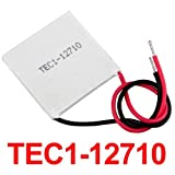 TEC1-12710 TEC Thermoelectric Cooler Peltier Plate 154W 15.4V 10A