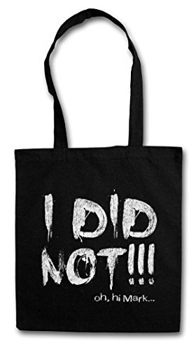 Urban Backwoods I Did Not Bolsas de la Compra Reutilizables