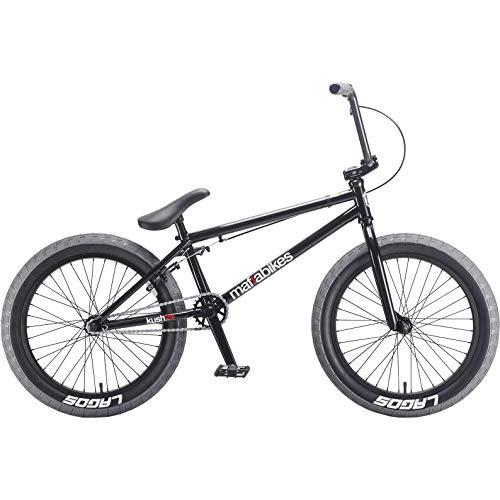 20 Zoll mafiabikes BMX Bike Kush 2+ verschiedene Farbvarianten , Farbe:Schwarz -