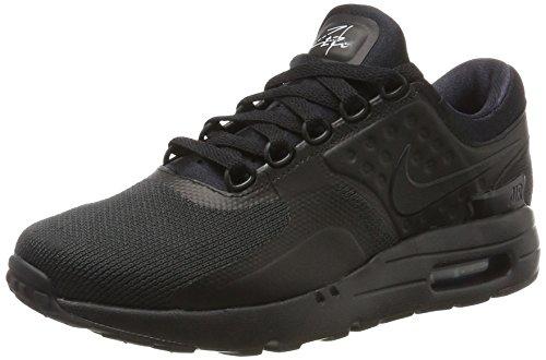 Nike Herren Air Max Zero Essential Sneaker, Schwarz (Black/Black Black), 43 EU (Max Nike Air Essentials)
