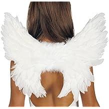 Guirca - Alas ángel plumas, Talla única (17368.0)