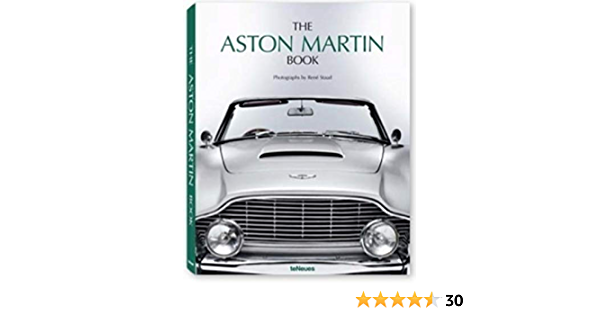 The Aston Martin Book Amazon De René Staud Bücher