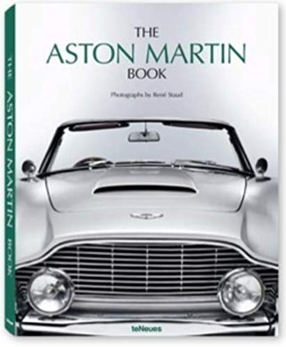 The Aston Martin Book por Paolo Tumminelli