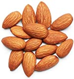 #3: EXOTES Organic Almond California Jumbo Almonds (Badaam) Weight 1kg