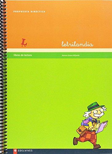 Letrilandia Libros de lectura (Propuesta didactica)