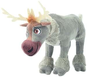 Simba Toys 6315873661 - Disney Frozen stehende Sven Elch - Plüsch, 20 cm