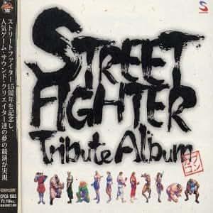Street Fighter Tribute Album [Import USA]